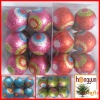 Christmas balls;2011 christmas decoration