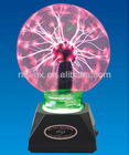 "6"" gift idea magic glass plasma Ball(16CM) with 12V adapter"