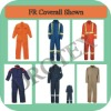 Nylon Cotton Arc Flash Protective Fabric For Welder Uniform