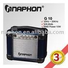 10W Mini Portable Guitar Amplifier G-10