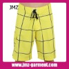 Mens fashion stripe board shorts
