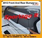 For 2012 Sportage R 4x4 accessories Front Bumper Guard
