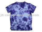 washing tie dye fashion clothing