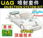 (Poland)(ECU,reducer,injector,Switch,Map Sensor,pipe)DT,CNG/LPG Injection System Kits