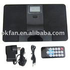 2012 Hot Sale Portable Dock Speaker For iphone & ipod