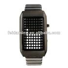 Fashion Alloy Man LED Digital Wrist Sport Watch Clock