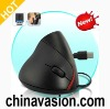 Vertical Optical Mouse with 5 Function Keys