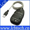 Cool design Mini USB Interface Audio guitar Link Cable to PC MAC