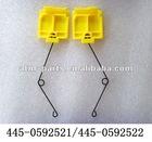 ATM Parts 445-0592521/445-0592522 NCR Shutter Door(L/R)