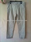 Women's cotton long pants