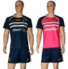 breathable sublimation rugby shirt