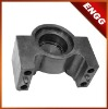 customed railway casting parts\steel casting or cast iron