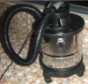 2012 1200W low noise dust vacuum cleaner with wheels CE ROHS