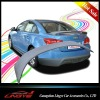 North America style with light trunk lip spoiler for Cruze