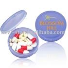 round mini pill box NPB016
