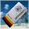 100% Cotton Germany Beach Towel