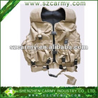 Cheapest 600D Nylon Multifunction Bullet Proof Tactical Vest with Steel Plate inside