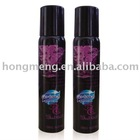 Natural Scent Aerosol Deodorant Body Spray