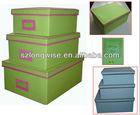 big storage box stocklots - AV207D 3pcs storage set stocks