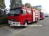 Export! Dongfeng 4*2 mini fire truck for sale