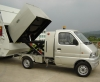 Economical Self-discharge Refuse Collector &Garbage truck FLM5021ZLJ