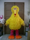 2012 big bird animal mascot