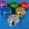 plastic PP electroplated christmas ball