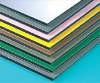 protective film for aluminum-plastic plates and aluminum plate