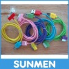 Hot sale USB Data Cable For mobile Phone iPod iPhone 3GS/3G/4G