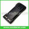 Two way radio battery pack replace Motorola walkie talkie GP328