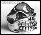 WHOLESALE SKULL RING RING R-006