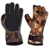 2012 High Quality Neoprene Hunting Gloves,Camouflage color