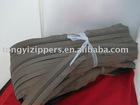 No.8 nylon long chain zipper