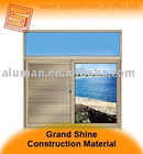 louvre window, sliding aluminum window