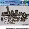 Hign quality environmental brass aluminum pop rivets