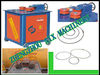 GWH-32 Steel bar spiral bending machine