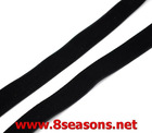 "10 Yards Black 1/2"" Wide Velvet Ribbon"