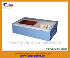 China Cheap Laser Engraver Making Rubber Stamp CX-40