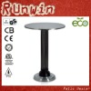 Hight Efficiency Quartz Outside Electric Patio Heater With Table