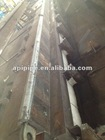 special welding structure of pipe laying vessel
