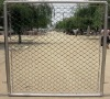 Chainwire fence gate