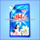 spout plastic bag for 500g liquid product