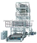 GD-GS1300 Three to five layers co-extrusion film blowing machine/blow film machine