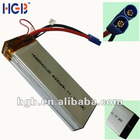 high discharge rate lithium polymer battery