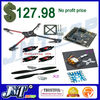 F02009-C MWC SE Flight Control Multicopter X525 V3 QuadCopter Friber Glass Folding ARF Set With Propeller Moter ESC