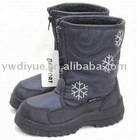 Girls christmas snow boots