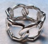 alloy fashion chain link bracelet