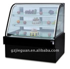 Luxury Double Curved Glass Cold Deli Case CW-2000