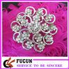 fashion crystal rhinestone brooch