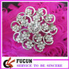 fashion crystal rhinestone brooch